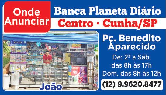 BANCA PLANETA DIÁRIO CUNHA